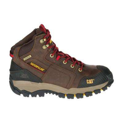 "Men's Navigator Waterproof 5"" Work Boots - Soft Toe"