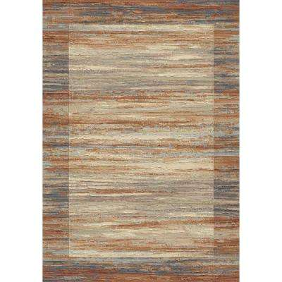 Eclipse Multi/Spice 2 ft. x 3 ft. 11 in. Indoor Accent Rug