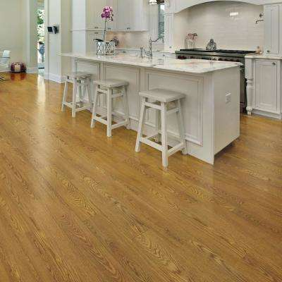 Autumn Oak 6 in. x 36 in. Luxury Vinyl Plank Flooring (24 sq. ft. / case)