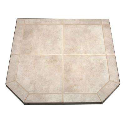American Classics 40 in. Type 1 Carmel Tile Hearth Pad