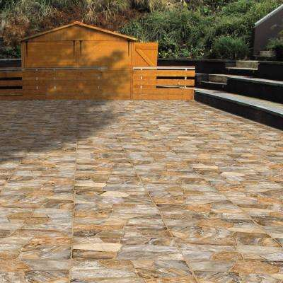 Lyon Caliza 17-3/4 in. x 17-3/4 in. Ceramic Floor and Wall Tile (64 cases / 1120 sq. ft. / pallet)