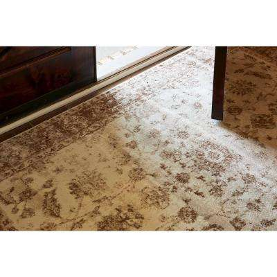 Rushmore Lincoln Ivory 3' 0 x 9' 10 Runner Rug