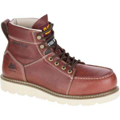 Men's Tradesman 6'' Work Boots - Steel Toe