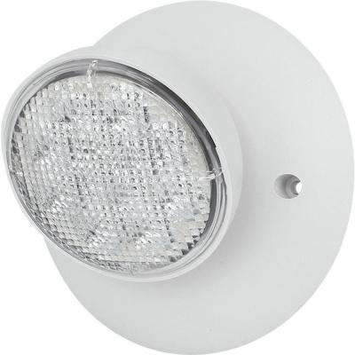PERHC Collection 1-Watt White Integrated LED Emergency Light
