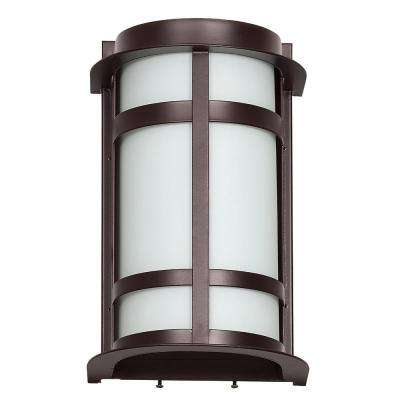 Molly 1-Light Oil-Rubbed Bronze Sconce