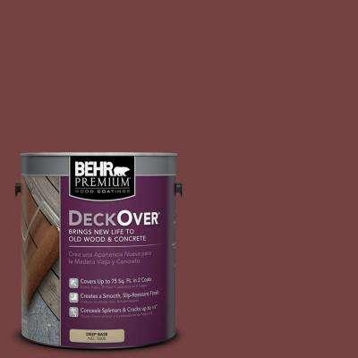 #PFC-04 Tile Red Premium DeckOver
