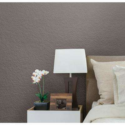 Paintable Knock Down Plaster Texture Vinyl Peelable Wallpaper (Covers 56.4 sq. ft.)