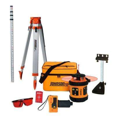 Self-Leveling Rotary Laser Level System