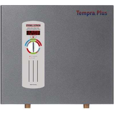 Tempra 12 Plus Advanced Flow Control and Self-Modulating 12 kW 2.34 GPM Electric Tankless Water Heater