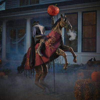 7.5 ft. Animated Headless Horseman