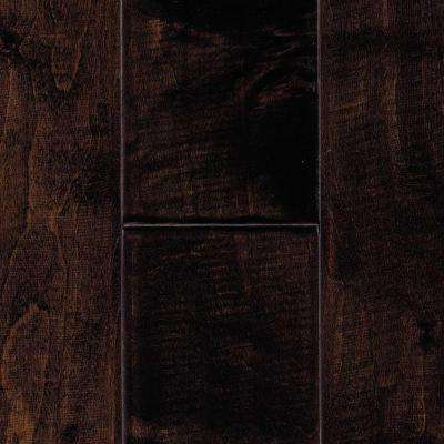 Carvers Creek Chocolate Maple 1/2 in. Thick x 5 in. Wide x Random Length Engineered Hardwood Flooring (19.69 sqft./case)