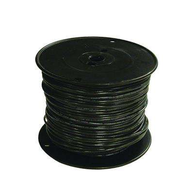 500 ft. 16 Black Stranded CU TFFN Fixture Wire
