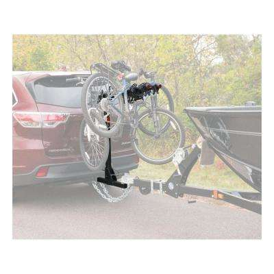 "Towable Extendable Hitch-Mounted Bike Rack (2 or 4 Bikes, 2"" Shank, 2,000 lbs.)"