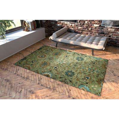 Chancellor Sage 3 ft. x 8 ft. Runner Rug