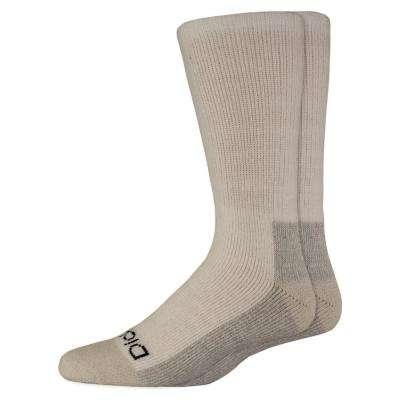 Men's Steel Toe Blister Resister Crew Sock