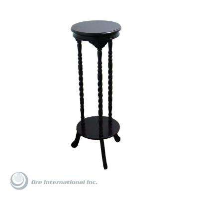 35 in. H MDF Plant Stand