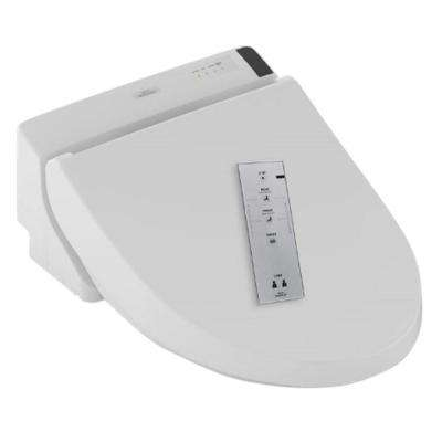 C200 Electric Bidet Seat for Elongated Toilet in Cotton White