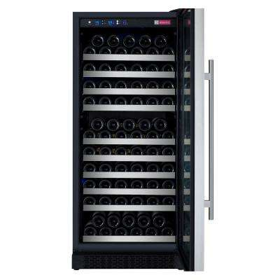 FlexCount Series 128-Bottle Single Zone Convertible Wine Cellar