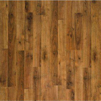 Presto Kentucky Oak 8 mm Thick x 7-5/8 in. Wide x 47-5/8 in. Length Laminate Flooring (20.17 sq. ft. / case)