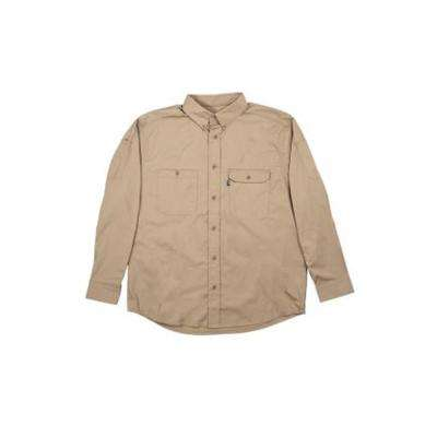 Men's Light-Weight Canvas Utility Shirt