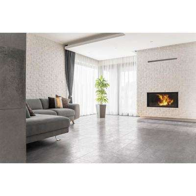 Sonoma Gray 12 in. x 12 in. Ceramic Floor and Wall Tile (10.98 sq. ft. / case)