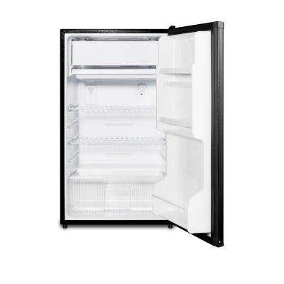 3.6 cu.ft. Mini Refrigerator in Black, ENERGY STAR