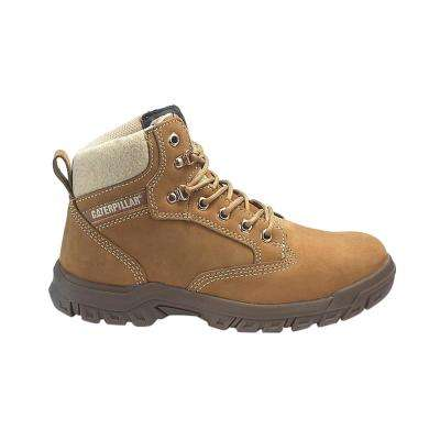 Women's Hiker Work Boots - Steel Toe