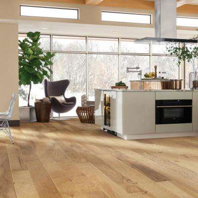 Kings Ranch 6-3/8 in. Camfield 3/8 in. T x 6-3/8 in. W x Varying Length Engineered Hardwood Flooring (30.48 sq. ft.)