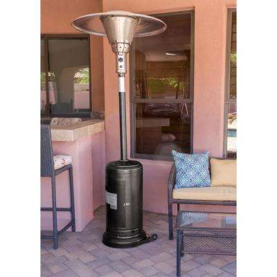 45,000 BTU Black Propane Gas Commerical Patio Heater