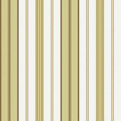 8 in. x 10 in. Green and White Barcode Stripe Wallpaper Sample