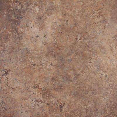12 in. x 12 in. Shasta Vinyl Tile Flooring (29 sq. ft. / case)
