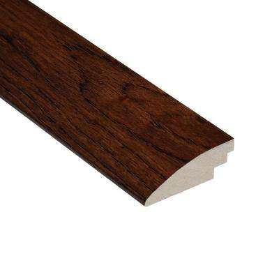 Home Legend Teak Huntington 1/2 inch Thick x 2 inch Wide x 78 inch Length Hardwood Hard Surface Reducer Molding