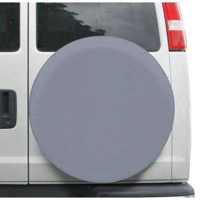 26.75 to 27.75 in. Custom Fit Spare Tire Cover