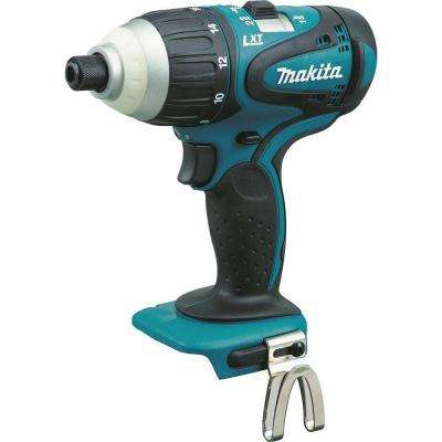 18-Volt LXT 1/4 in. Hybrid Impact-Hammer-Drill (Tool-Only)
