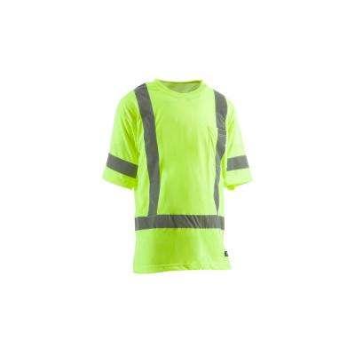 Men's Hi-Visibility Type R Class 3 Pocket T-Shirt