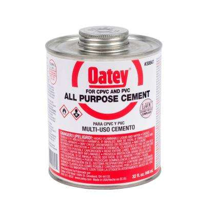 32. oz. All-Purpose Solvent Cement