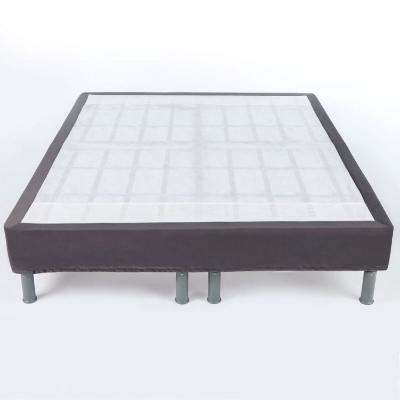 14 in steel queen size mattress foundation - Full Size Bed Frames For Sale