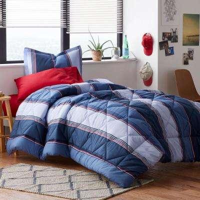 Sullivan Cotton Percale Comforter Set