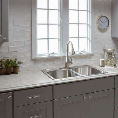 Beige Gloss Laminate Countertops Countertops The Home Depot