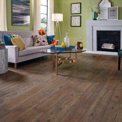 Outlast+ Sable Oak 10 mm Thick x 7-1/2 in. Wide x 47-1/4 in. Length Laminate Flooring (1079.65 sq. ft. / pallet)