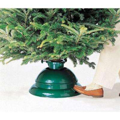 Plastic Swivel Straight Tree Stand for Trees Up to 10 ft.