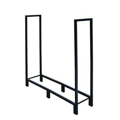 4 ft. Heavy-Duty Firewood Rack