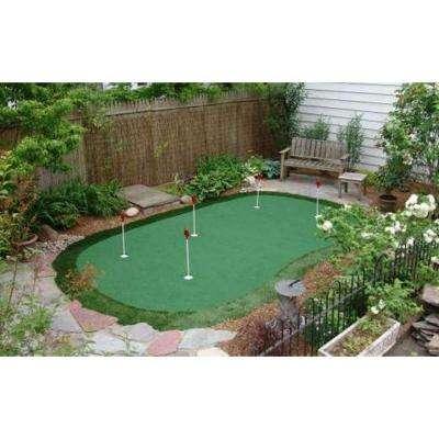 Professional Putting Turf, Artificial Grass Golf Green, World's Best 15 ft. Wide x Custom Length
