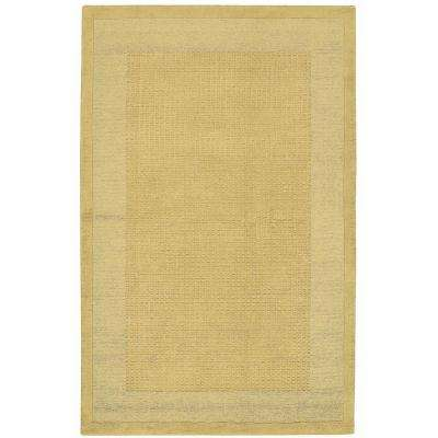 Simply Elegant Sand 5 ft. x 8 ft. Area Rug