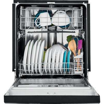 Front Control Dishwasher in Stainless Steel with Stainless Steel Tub, ENERGY STAR, 56 dBA