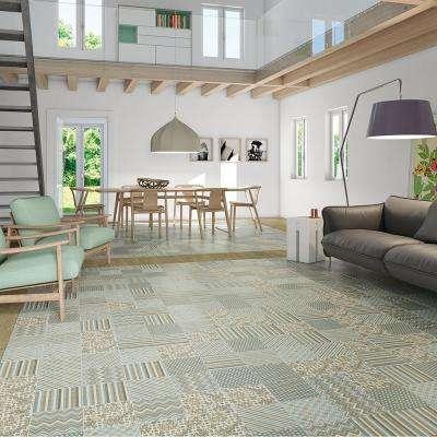 Boheme Full 7-3/4 in. x 7-3/4 in. Ceramic Floor and Wall Tile
