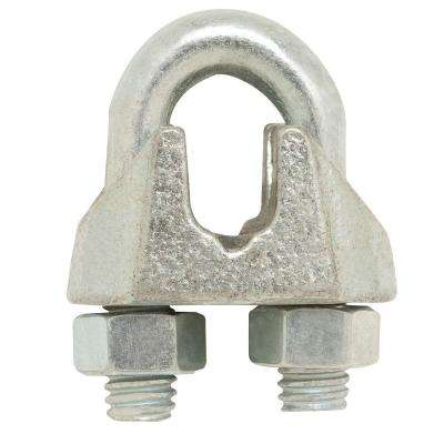 1/8 in. Wire Rope Clip (2-Pack)