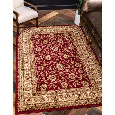 Voyage St. Louis Red 9' 0 x 12' 0 Area Rug