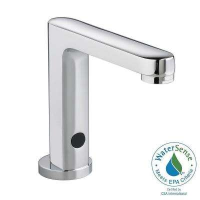 Moments Selectronic Multi AC Powered Single Hole Touchless Bathroom Faucet in Polished Chrome