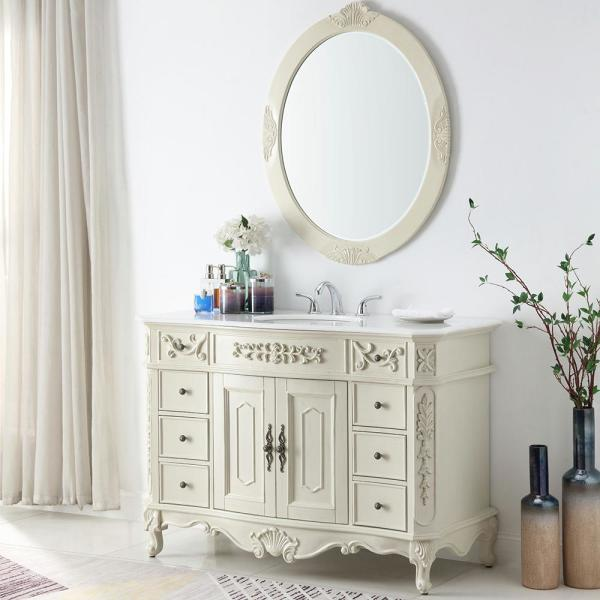 Home Decorators Collection Winslow Collection in Antique White